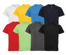 Regular Size Short Sleeve Fitness Activewear for Men