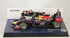1/43 Minichamps - Vettel /  Red Bull RB10 (2014)