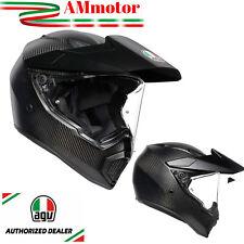 Casque Agv AX9 Matt Carbon de moto Intègral Tailla L 59 60