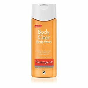 Body Clear Body Wash for Clean Skin (250ml) From Neutrogena, Free Shipping