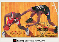 "1994 Australia Basketball Card NBL S1 ""EXPORT Best Of Both World BW2 L. COPELAND"