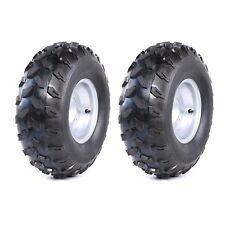 19x7.00-8 Wheel Tyre Rim  ATV Quad Bugg /Ride on Mower Go kart 4 Wheeler 19x7-8