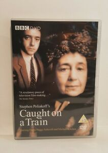 Caught On A Train (1980) DVD Poliakoff, Michael Kitchen Peggy Ashcroft UK R2 DVD