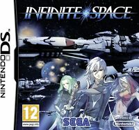 Infinite Space | Nintendo DS Game UK PAL | DS DSi 2DS 3DS VGC FAST
