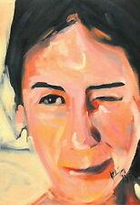 Axel Rodríguez(peinture à l'huile,oil painting,cuadro,dipinto,pintura) 30x40cm.
