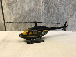 "Corgi 926 James Bond 007 "" The Spy Who Loved Me "" Stromberg Helicopter"