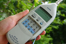 Rion NL-05 Integrating Professional Sound Level Meter 20Hz 8KHz 30dB To 130dB