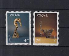 5993 ) Faroe Islands Contemporary Art Europe Cept 1993 / mint never hinged