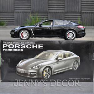 1:18 Scale Diecast Metal Car Model Toy Porsche Panamera Replica Collection