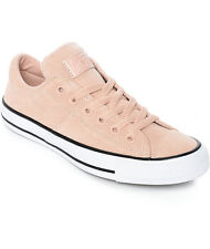 Converse Chuck Taylor All Star Madison Ox 557979C Suede Dust Pink Women's 8 NWB