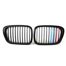 Front Gloss Kidney Grille & ///M sticker Fits for BMW 5 Series E39 1995-2004