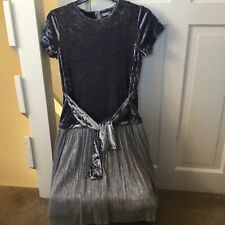Girls Next Sparkle Dress Age 11