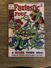 Marvel Comics Group Fantastic Four #88 VF