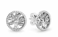 Pandora Trees Of Life Stud Earrings 297843CZ *S925 ALE * UK SELLER*