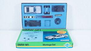 GAMA--8915--BMW-M1 Montage- Set  / 7 A 838