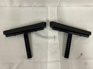 """Tilite Aero X Upper Arms with 10"""" Pads Height Adjustable 9""""-12"""" (((NEW)))"""