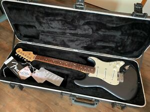 Fender Stratocaster USA American Standard Charcoal Frost Metallic 2011