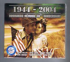 CD (NEW) 1944-2004 NORMANDIE (GLENN MILLER  ARTIE SHAW BING CROSBY F.SINATRA)