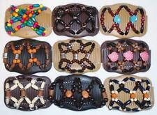 """Angel Wings Hair Clips 4x3.5"""", African Butterfly Combs, Quality, US SELLER  S83"""