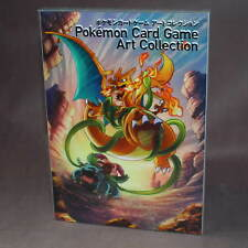 Pokemon Pocket Monsters Card Game Art Collection - game artbook NEW