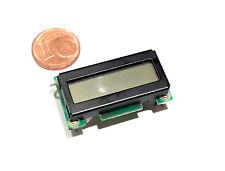 Betriebsstunden Zähler 13-30V AC Einlötmodul 5mm LCD-Anzeige