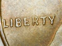 1944 Lincoln Wheat Cent Penny Coin with DDO Double Die Error **LIBERTY**