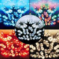 Premier 20M Multi-Action SUPABRIGHTS 200 LEDs Lights MULTI Xmas Christmas Party