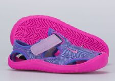 Nike Sunray Protect PS Pink Hydrangeas Sandals Sz UK 2.5 EU 35 US 3y New
