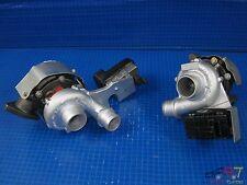 Twin Turbolader AUDI A8 4.0 TDI V8 202 kW 275 PS W18 Links 750718 R- 750720