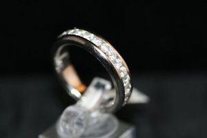 Ring , 925er Silber mit Zirkonia , Ringgröße 66 /s5