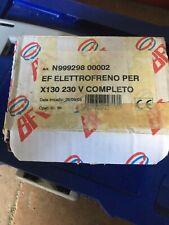 BFT Elettrofreno X130 230v Completo (R92528000002)