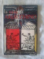 La casa di Arlecchino - Gianandrea Gavazzeni - Ed. Ricordi - 1957