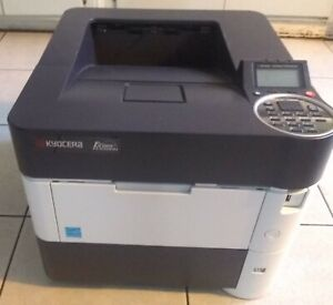 Kyocera ECOSYS FS-4200dn Monochrome Laser Printer.  Only 50K Prints Total