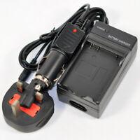 Mains Battery Charger for Nikon D3500 D5600 D3200 D3300 D5100 EN-EL14a EN-EL14