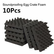 10 PCS 50 x 50 x 2cm Soundproofing Foam Sound Absorption Egg Crate Acoustic Foam