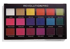 Makeup Revolution Pro Regeneration Eyeshadow Palette Trends Mischief Matte