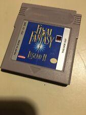 New listing Final Fantasy Legend Ii (Nintendo Game Boy, 1991)