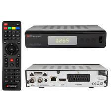 DVB-T2 Full HD TV HD H.265 HEVC Receiver HDTV USB HDMI LAN Terrestrischer TERRA
