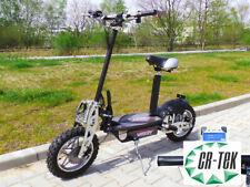 """Scooter elettrico 1000 Watt ruota alta da 10"""" 36V 1000W monopattino certificato"""