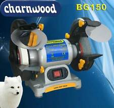 "Charnwood 6"" (150mm) Bench Grinder Sharpener"