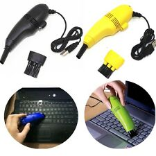 Computer Vacuum Small USB Keyboard Cleaner Brush Dust Cleaning Brush For Laptops