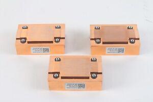 Dell D9D44 Copper Heatsink for PowerEdge M820 Lot of 3