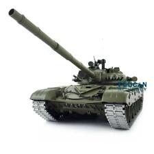 Us Stock 6.0 Upgraded Metal Henglong T72 Main Battle 1/16 Rtr 3939 360° Rc Tank