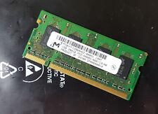 Micron MT8HTF12864HDZ-800H1 (1GB DDR2 PC2-6400 800MHz so DIMM 200-pin) RAM
