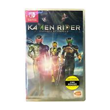 Switch Kamen Rider: Memory of Heroez Asia English Version Cheapest!
