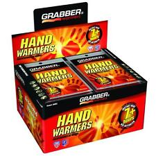 Pocket Hand Warmers Disposable Grabber Glove Handwarmer Air Activated (40 Pair)