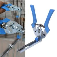 Pet Cages Pliers Quail Chicken Birdcage Installation Cat Dog Animal Clamp Tools