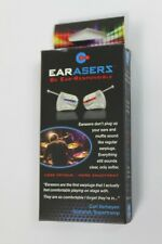 Earasers Musicians Plugs - Small NEW IN BOX  #R7447