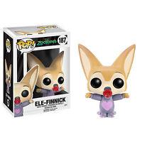 Funko Disney Zootopia POP Ele-Finnick Vinyl Figure NEW Toys Collectibles Movie