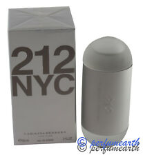 212 BY CAROLINA HERRERA 2.0 OZ EDT SPRAY FOR WOMEN NIB